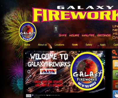 Galaxy Fireworks, Inc