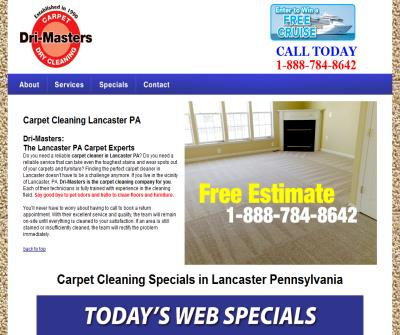 Carpet Cleaning Lancaster PA