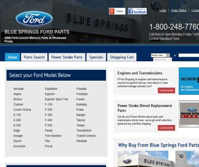 Blue Springs Ford Parts