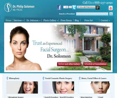 Rhinoplasty Surgeon Ontario