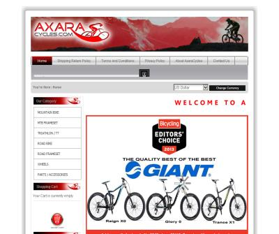 Axaracycles