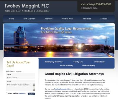 West Michigan Family Law Lawyer