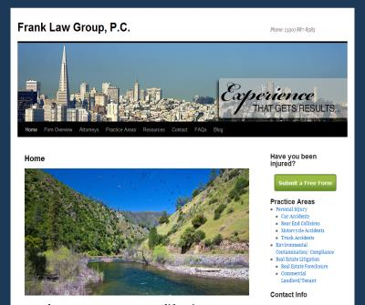 CA Truck Accidents Lawyer