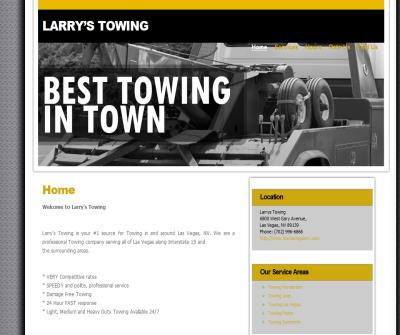 Larry's Towing