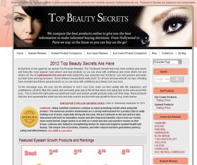 Top Beauty Secrets
