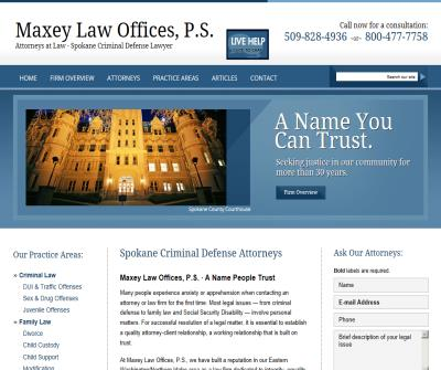 Spokane Accident Attorney