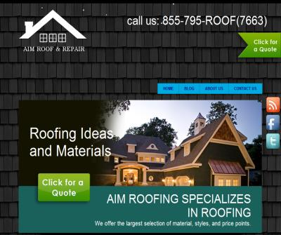 AIM Roofing and Repair