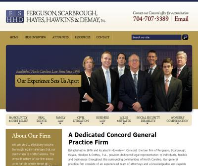 Concord NC Debt Relief Lawyer