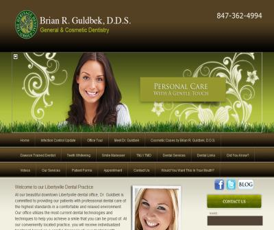 Brian R. Guldbek, D.D.S. Heritage Dental Group