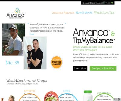 Anvanca(R) Weight Loss Pill & Weight Loss Program