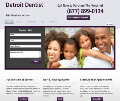 dentist detroit mi