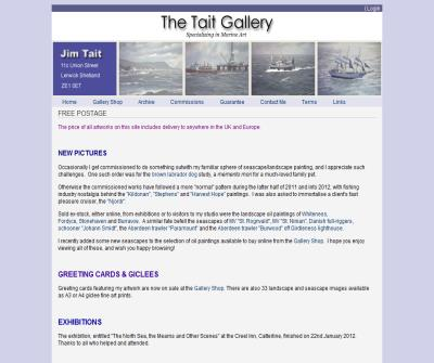 The Tait Marine Art Gallery