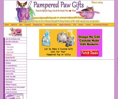 Pampered Paw Gifts®