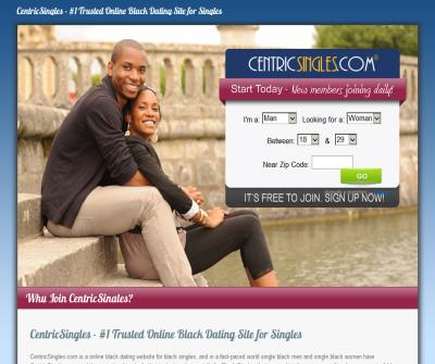 #1 Trusted Online Black Dating Site
