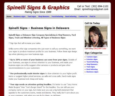 Spinelli Signs & Graphics