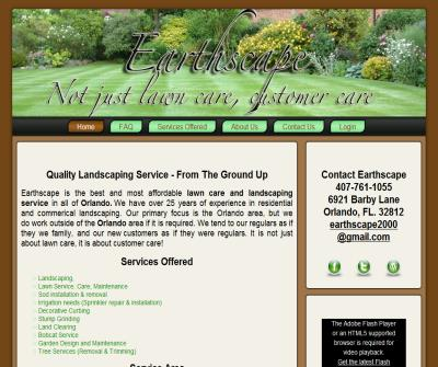 Earthscape Landscaping