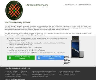 data recovery from usb