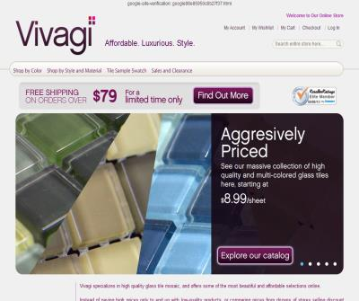 Glass Tile - Discount Glass Tiles | Vivagi.com