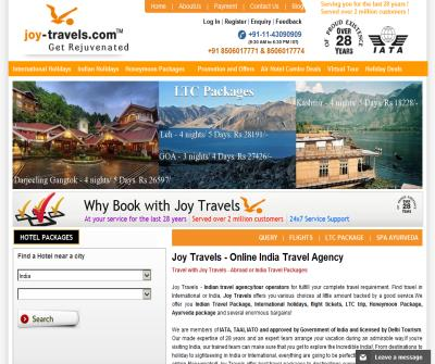 Travel Package for Kerala Houseboat Tour Packages