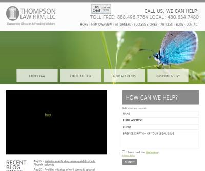 Thompson Law Firm