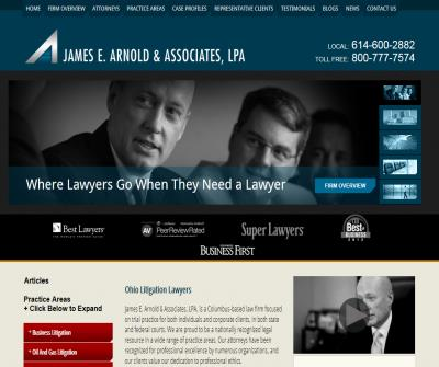 Ohio Class Action Lawsuit Lawyer