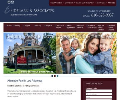 Allentown Child Custody Attorney
