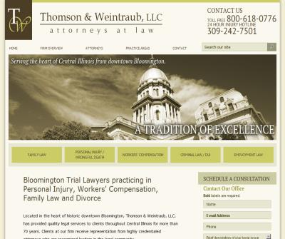 Normal Illinois Property Division Lawyer