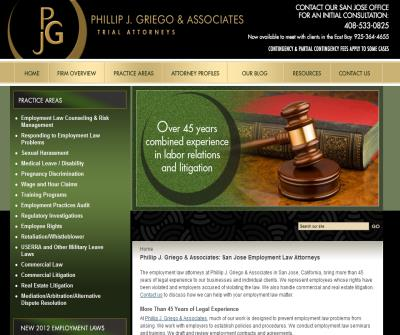 California Labor Lawyer San Jose