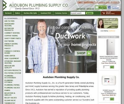 Audubon Plumbing Supply Co