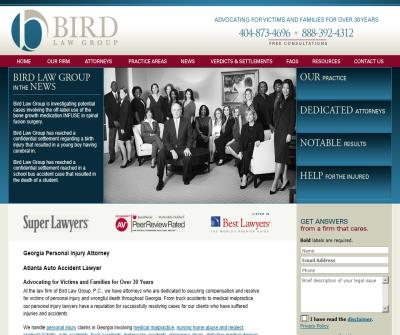 Atlanta Personal Injury Attorney