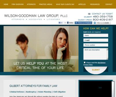 Arizona Divorce Lawyer