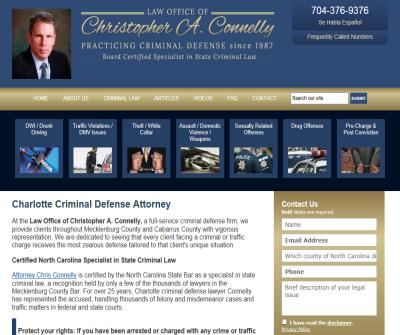 NC Criminal Defense Attorney