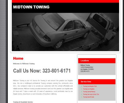 Midtown Towing