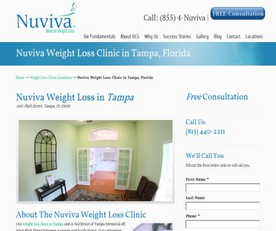 Nuviva Medical Weight Loss of South Tampa