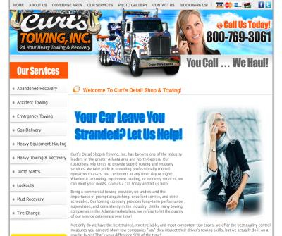 Curts Detail Shop & Towing, Inc.