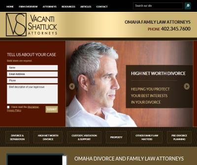 Omaha Divorce Lawyer