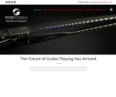 Gittler Guitars