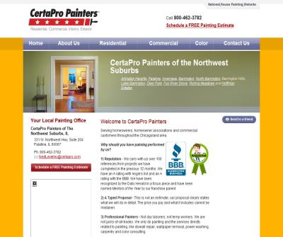 CertaPro Painters of Palatine