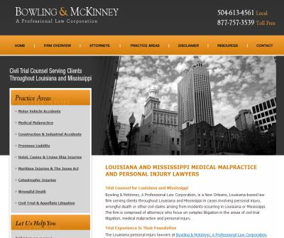 Mississippi Birth Injuries Attorneys
