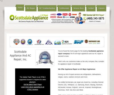 Scottsdale Appliance And AC Repair