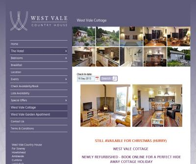 West Vale Cottage Hawkshead