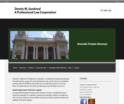Dennis M. Sandoval, A Professional Law Corporation