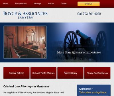 VA DUI Lawyer