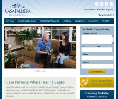 Casa Palmera Treatment Center