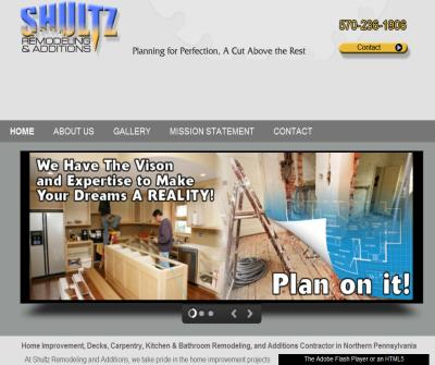 Shultz Remodeling & Additions