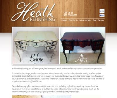 Dallas Furniture Refinishing
