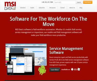 field service software, field service management software
