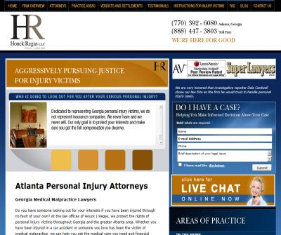 Car Wreck Attorney Atlanta