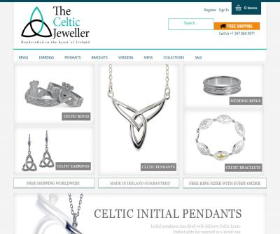 Original Celtic Jewelry