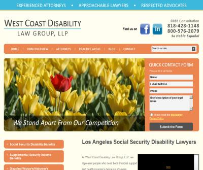 Van Nuys Social Security Disability Attorney